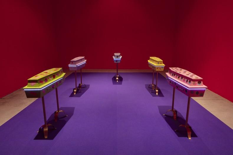 berna reale, GULA -- vista da exposição -- galeria nara roesler | são paulo -- foto © Everton Ballardin, cortesia do artista e galeria nara roesler