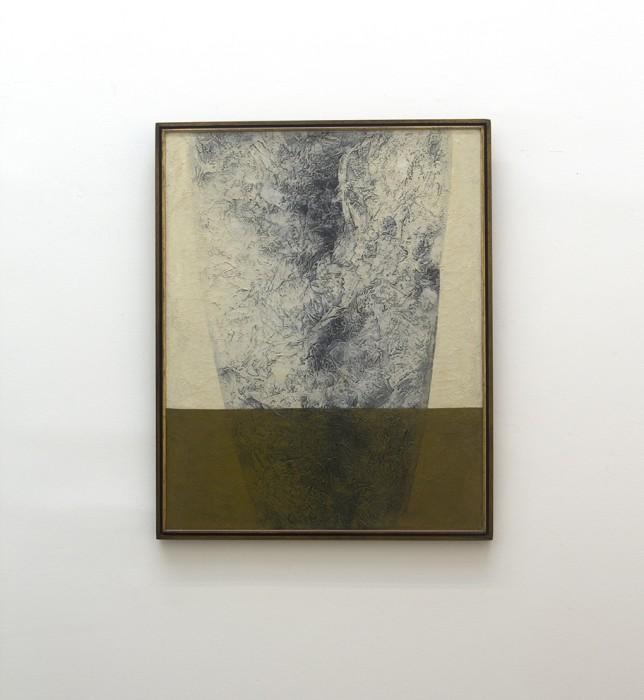 Tomie Ohtake Sem título, 1969 óleo sobre tela 92 x 67 cm