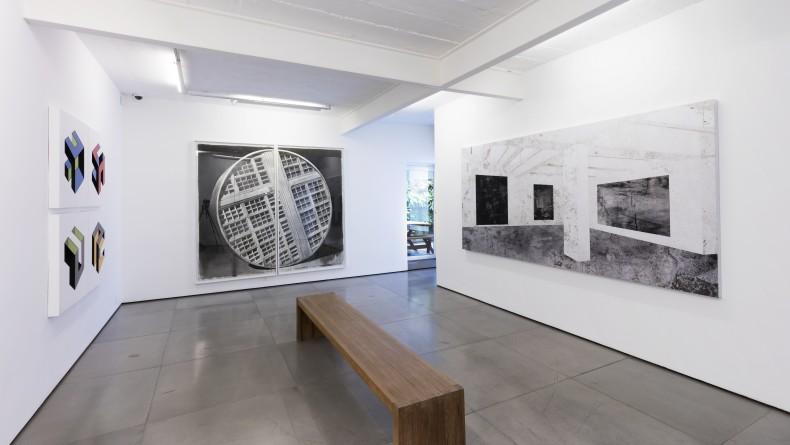 Arquiteturas do Imaginário, Galeria Nara Roesler | Rio de Janeiro, 2019 © Pat Kilgore cortesia do artista e Galeria Nara...