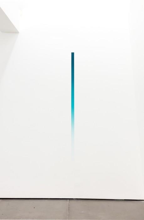 philippe decrauzat: circulation -- vista da exposição -- galeria nara roesler | rio de janeiro, 2019 -- foto © Pat...