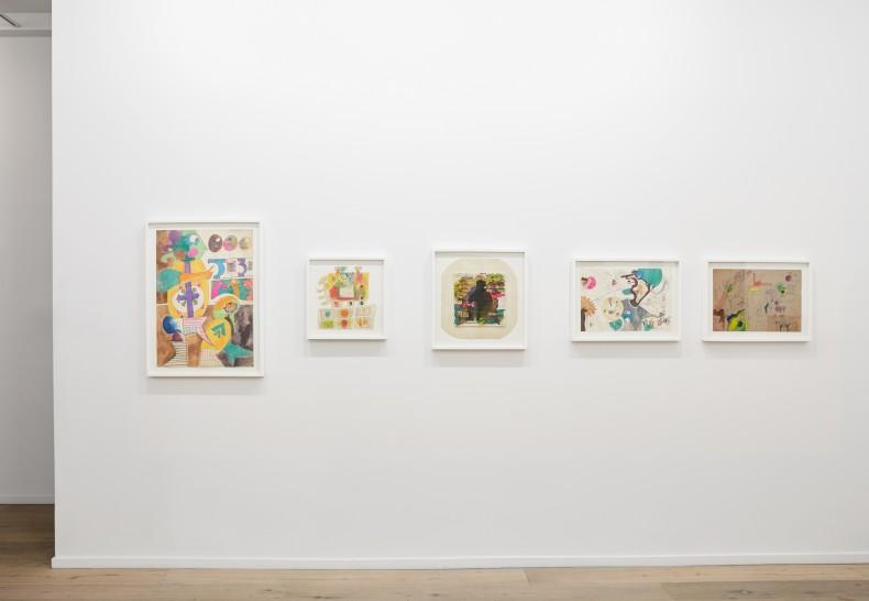Sérgio Sister: Then and Now, Galeria Nara Roesler | New york, 2019 – vista da exposição. Foto © Pierce Harrison...