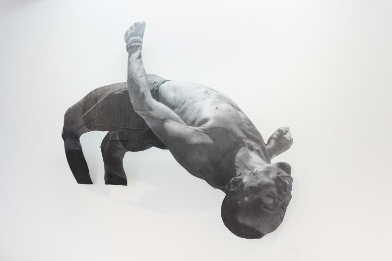 JR: Patamar Foto © Pat Kilgore – cortesia do artista e Galeria Nara Roesler
