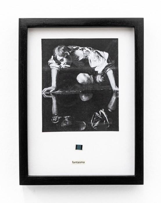 André Severo Sem título, 2019 colagem 18 x 13 cm