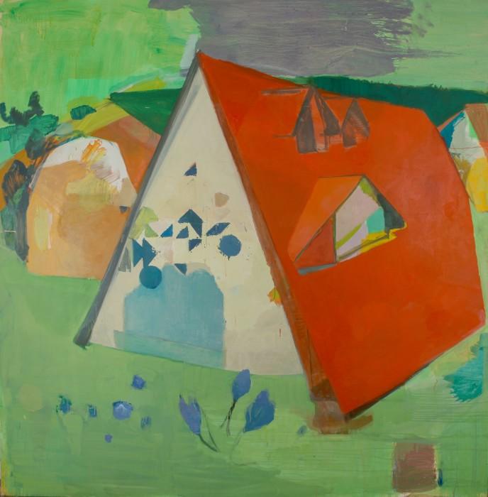 cristina canale casa triângulo, 2014