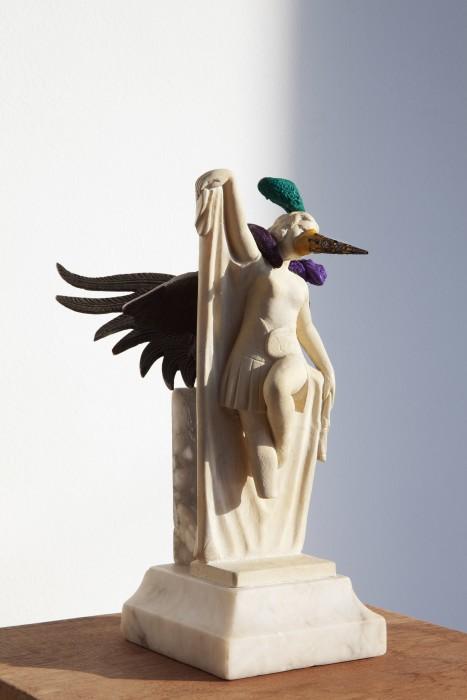 brígida baltar, escultura alada IV, 2011
