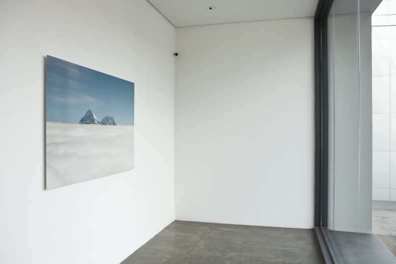 vista da exposição