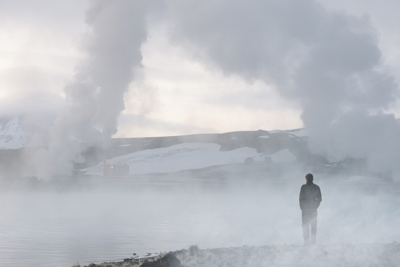 isaac julien, all that's solid melts into air (playtime), 2013