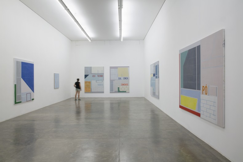 vista da exposição -- galeria nara roesler -- foto everton ballardin -- © galeria nara roesler