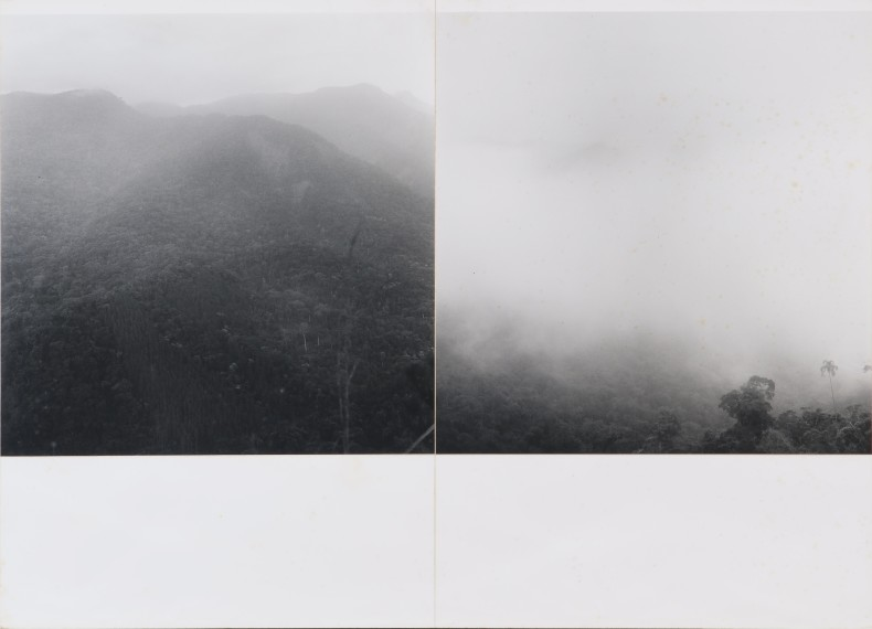 sem título impressão fotográfica sobre papel 89 x 71,5 x 1 cm