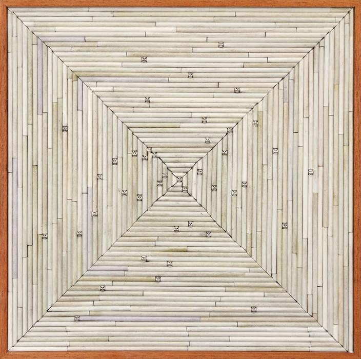 josé patrício vanitas - notações em campo aleatório, 2015