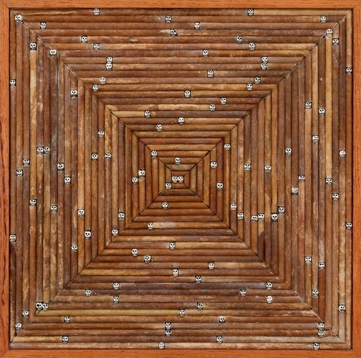 josé patrício vanitas - notações ritmadas em campo aleatório, 2015