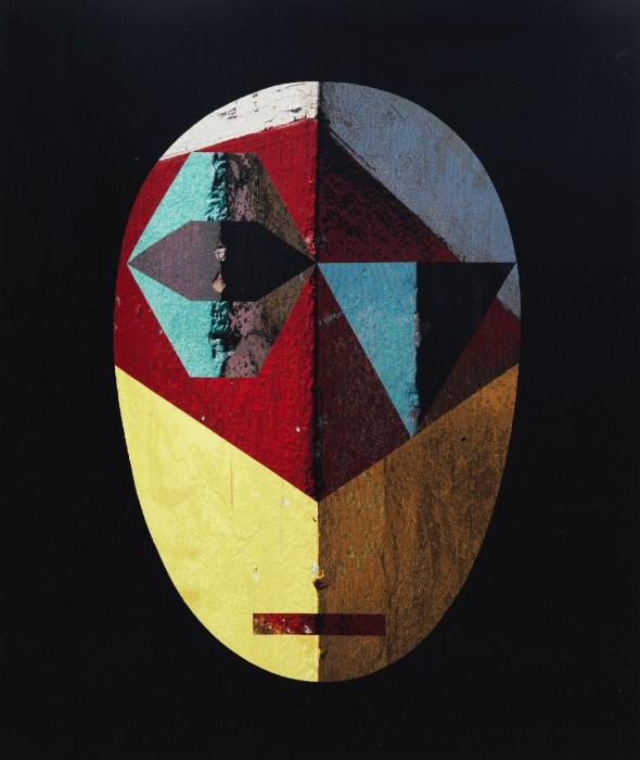 alexandre arrechea máscara, 2015