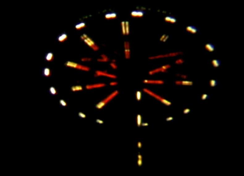 cao guimarães hypnosis, 2007