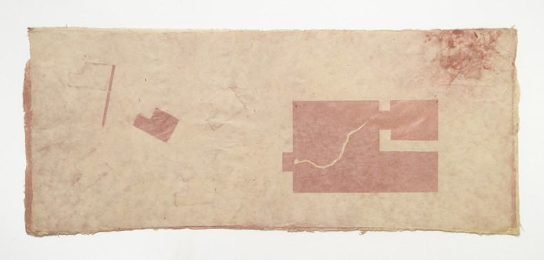 antonio dias território para vermes, 1977/1978
