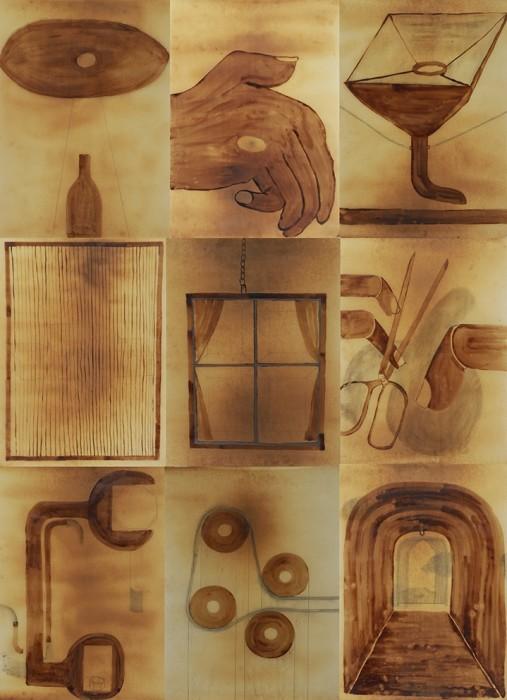 eduardo navarro geometria dulce III, 2014