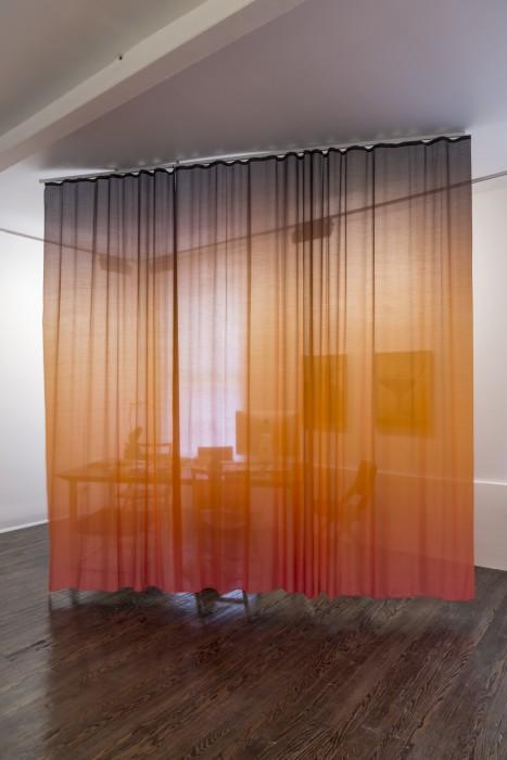 vista da exposição -- galeria nara roesler new york, 2016
