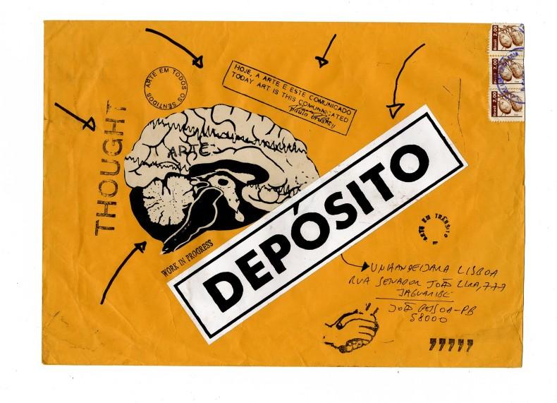 Paulo Bruscky Depósito, déc.80