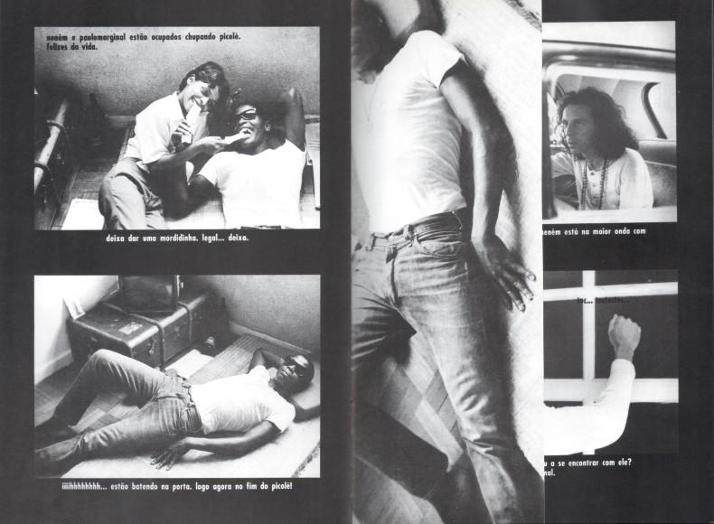 hélio oiticica e antonio manuel a arma fálica, 1970