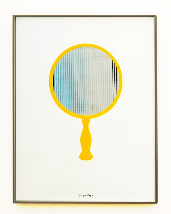 Julio Le Parc Miroirs, 1966 / 2008 impressão offset, papel laminado 62 x 50 cm
