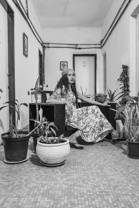 Virginia de Medeiros Joana Pereira da Conceição, Guerrilheiras, da série Alma de Bronze, 2017 impressão jato de tinta em Hahnemühle...