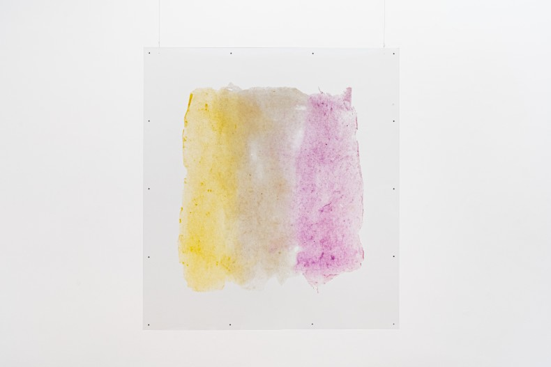 Fiapo, 1984 polpa de papel 54 x 47 cm | 21.3 x 18.5 in