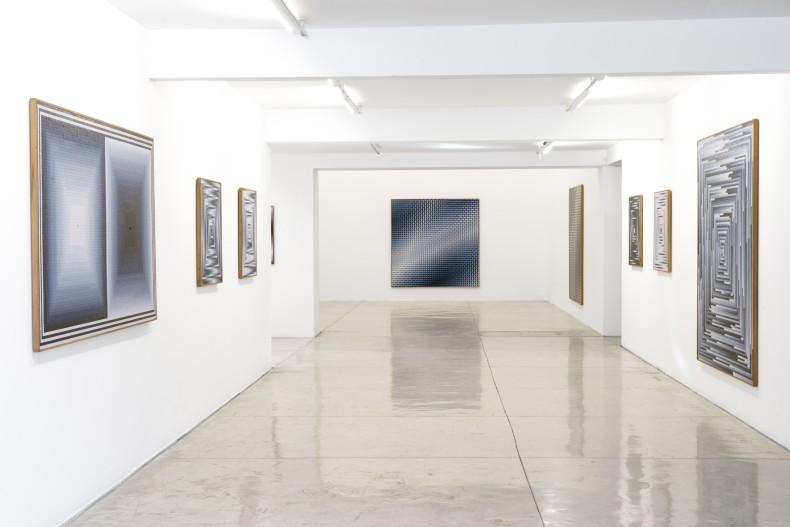vista da exposição nara roesler | são paulo, 2021 foto © flávio freire