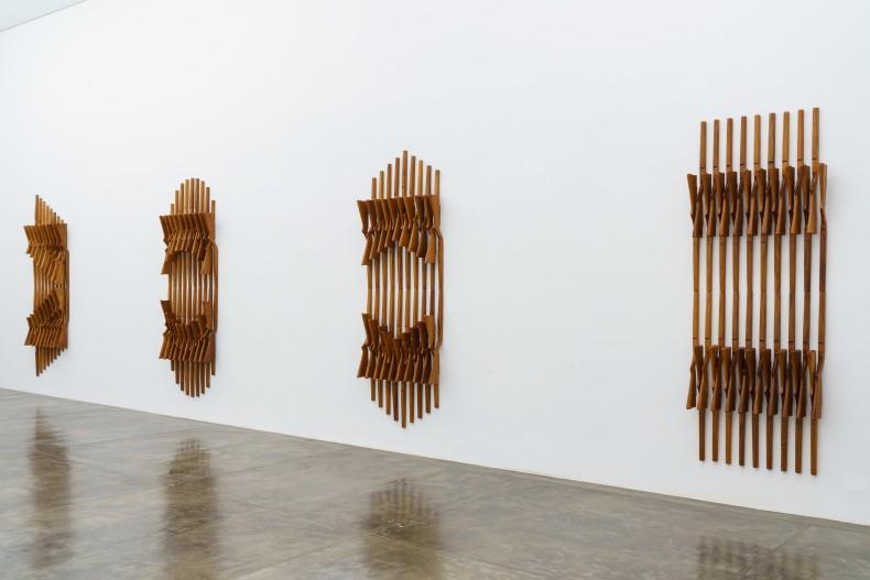 Vista da exposição. Foto: © Flávio Freire