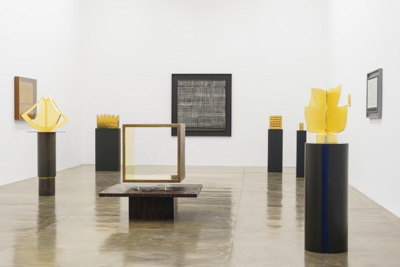Paragold, 2021, Nara Roesler São Paulo – vista da exposição. Foto: Flávio Freire.