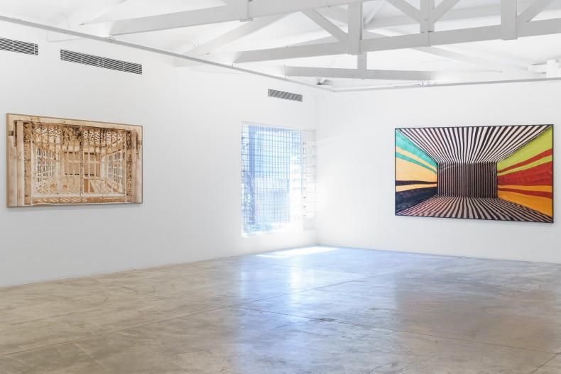 Depois de tudo, 2021, Nara Roesler São Paulo – vista da exposição. Foto: Flávio Freire.