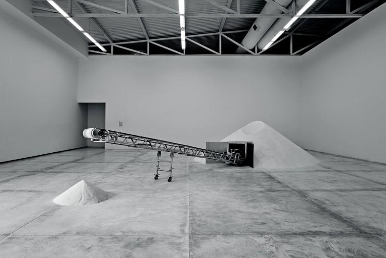 máquina do mundo, 2005