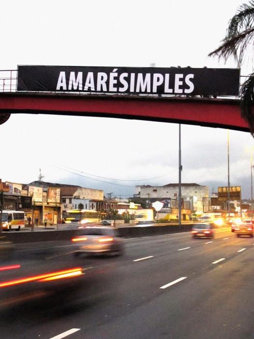 amarécomplexo, amarésimples, 2012