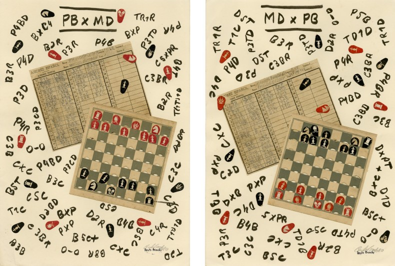 pb x md / md x pb, 1980