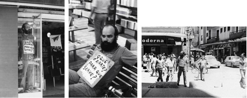 o que é arte? para que serve?, 1978