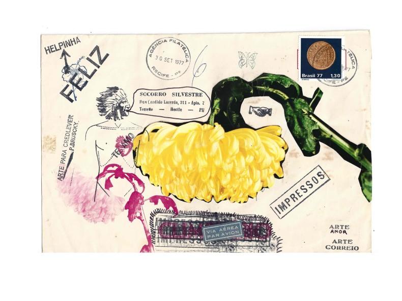 envelope, 1997