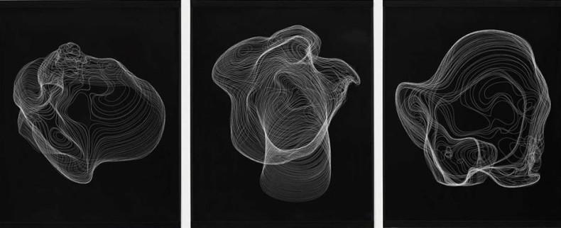 caixa-preta I, II e II (tríptico), 2011