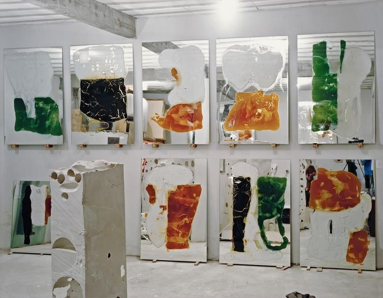 espelhos graxos, 2003-2011