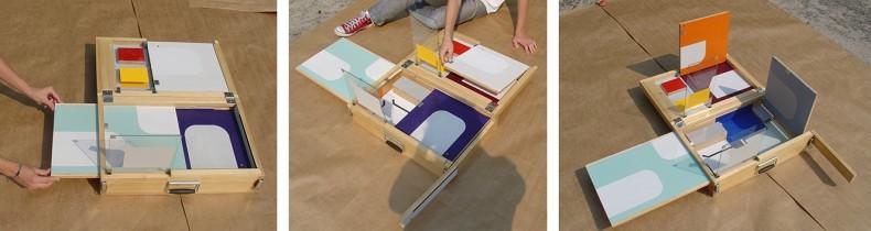 valise, 2007