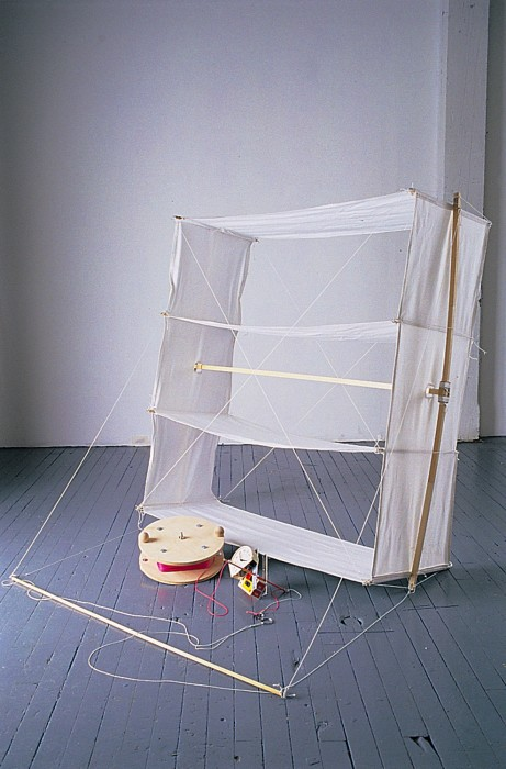 ladder kite, after joseph lecornu, 1994