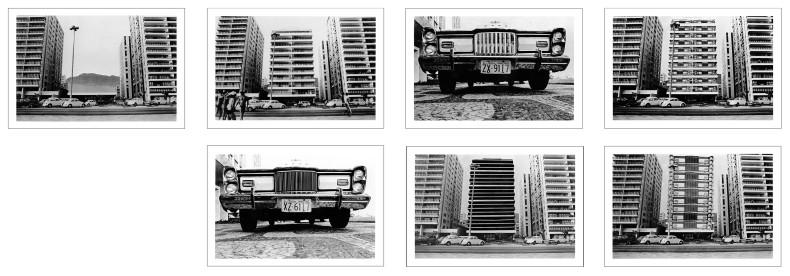 edifíco galaxie (sobre a mobilidade), 1975 / 2002