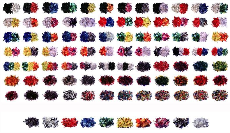 bits of plastic art / top-sider information, 2000