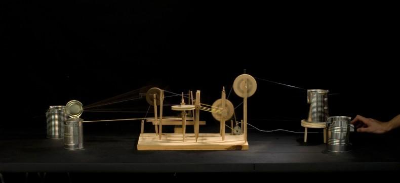 máquinas sonoras, 2009