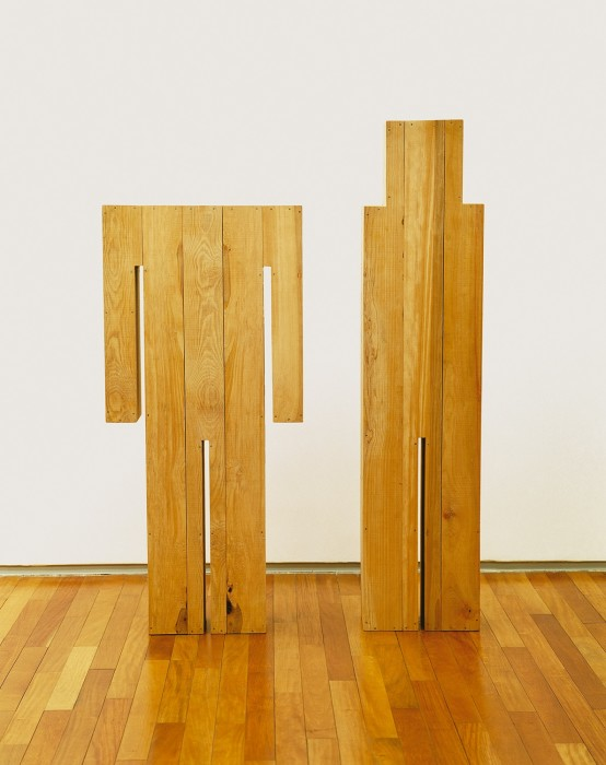 sem cabeça / sem braços , 2002