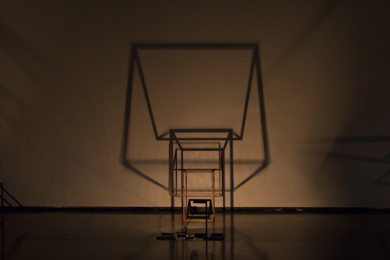 sombra / chão, 2012