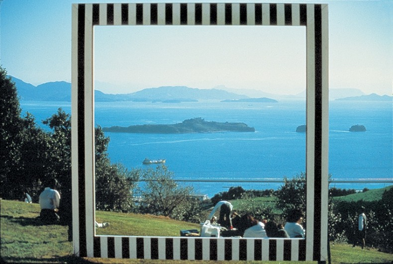 photo-souvenir: sha-kkei ou emprunter le paysage, 1985