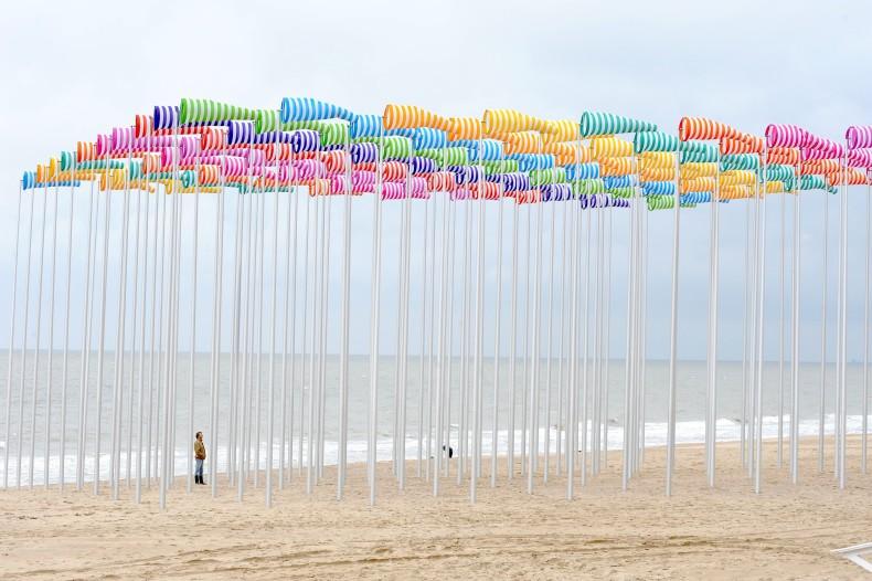 photo-souvenir: le vent soufle où il veut, 2009