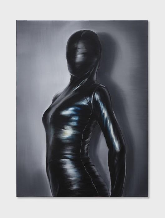 Black Body Suit #1, 2019