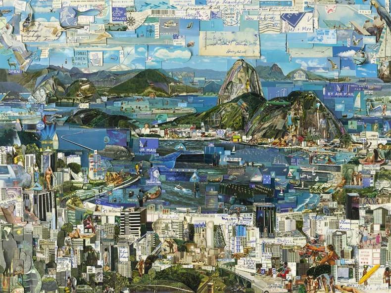 Postcards from Nowhere: Rio de Janeiro , 2013