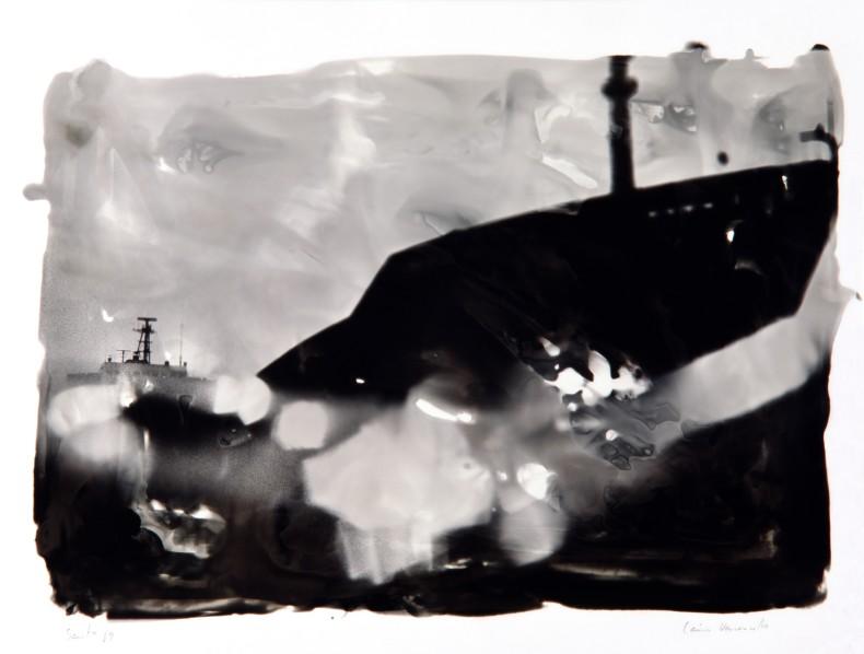 Docemarte #02, da série Navios, 1989