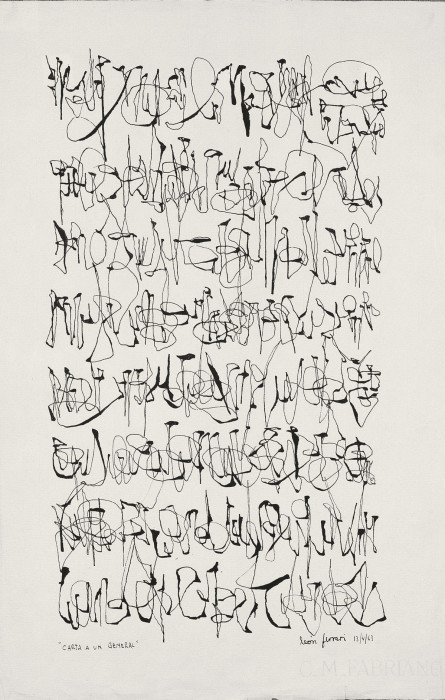 Carta a um general, 1963