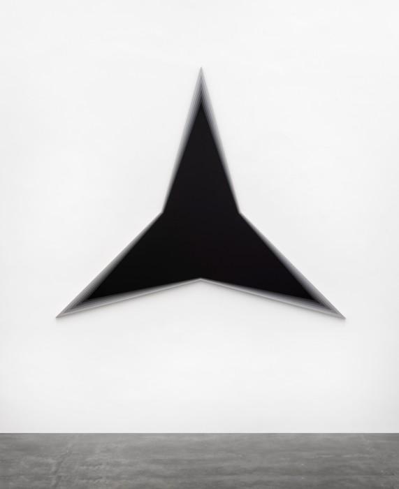 Black Should Bleed to Edge (Black), 2012